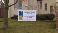 2015 Christmas Sign