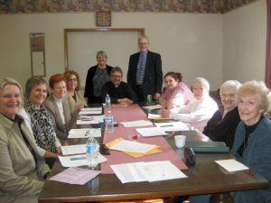 2013 Church Council