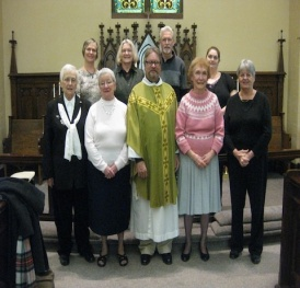 2014 Church Council