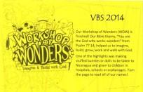 VBS - 2014