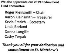 Endowment2019